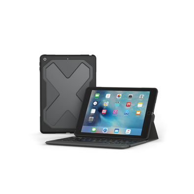 Zagg Rugged Keyboard Case For Ipad 5th Gen Mac Choice