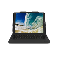 finest selection 13513 de130 ZAGG Rugged Keyboard Case for iPad Air 10.5