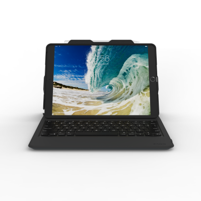 Zagg Rugged Messenger Keyboard And Case For Ipad Pro 10 5